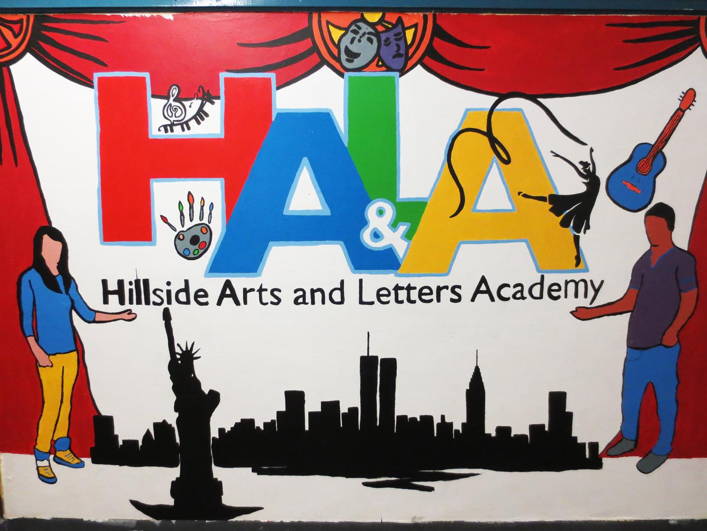 Artist Residency Reflection @ HALA, Jamaica High School June 2013