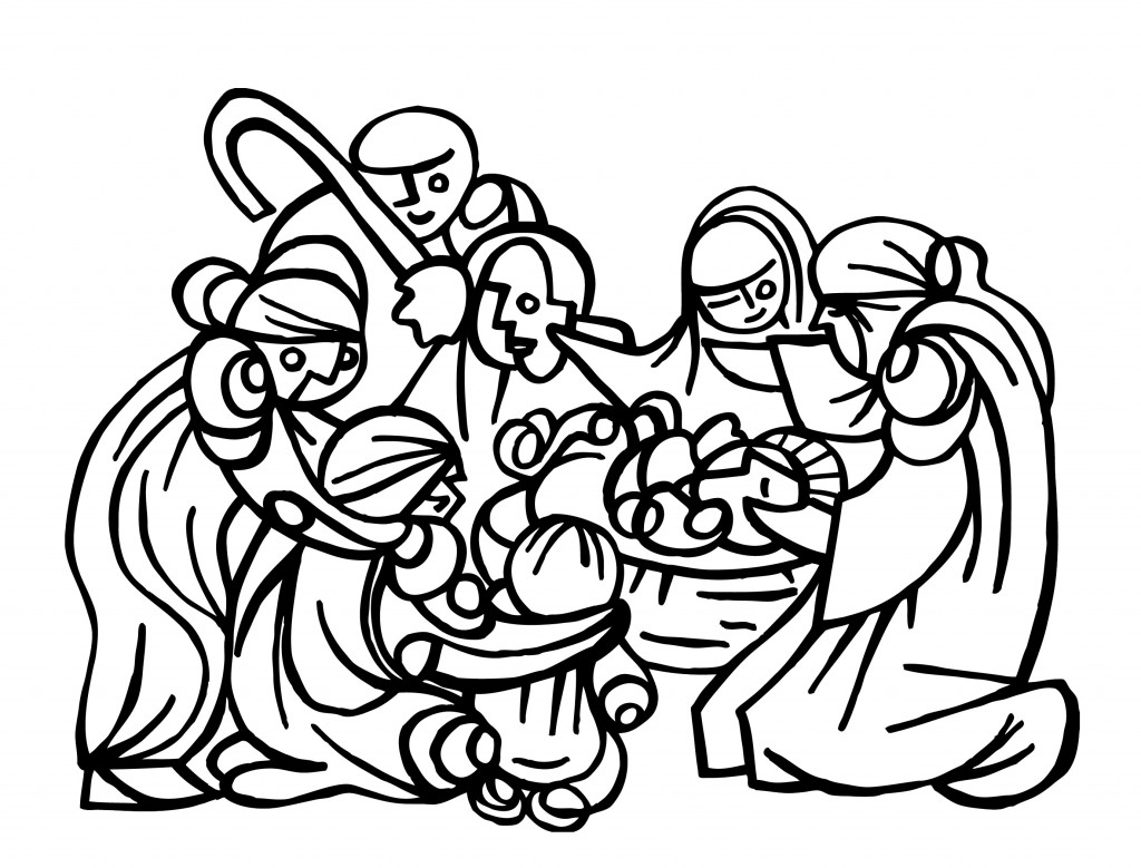 Nativity Traced
