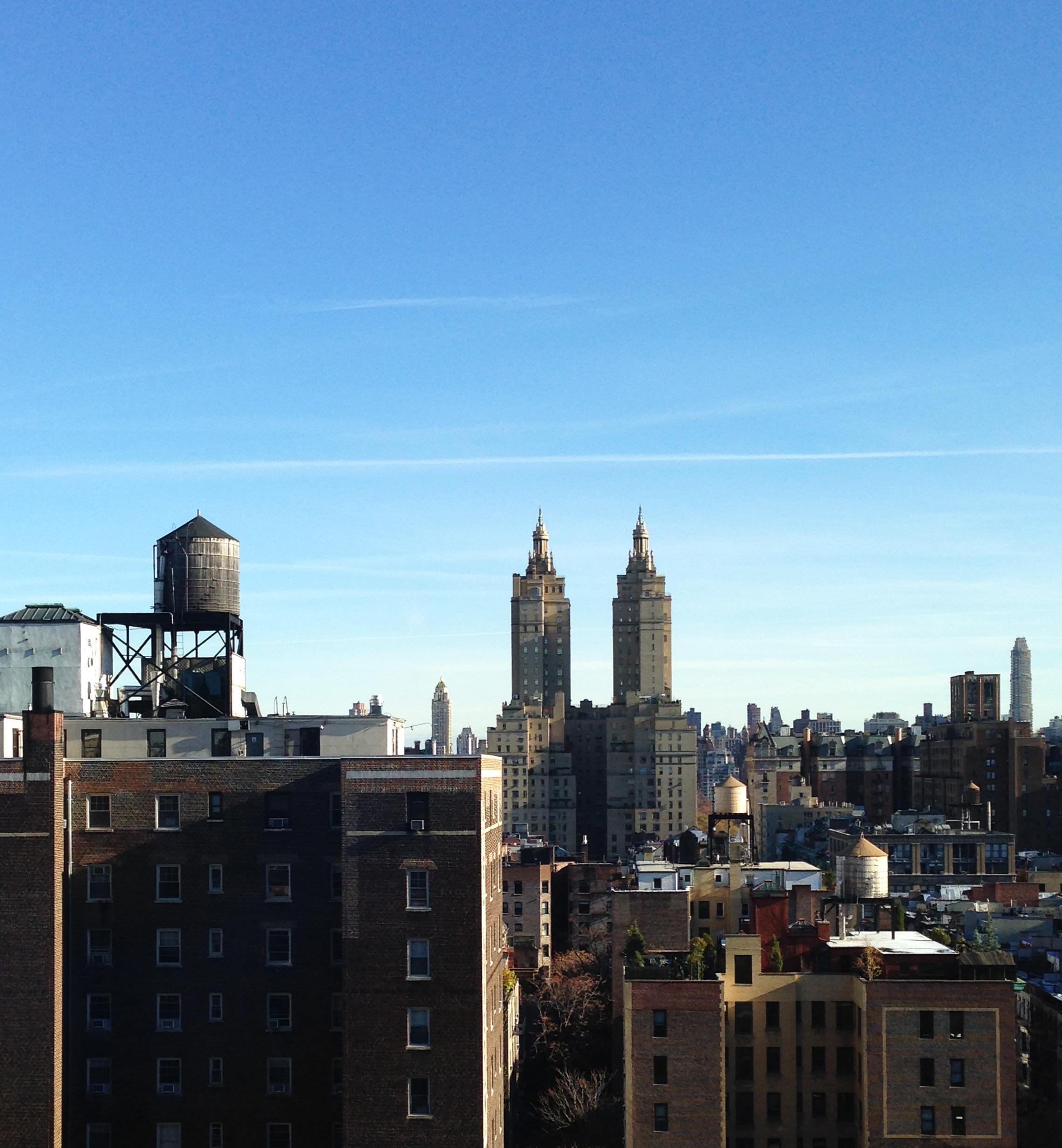 A Recent Narrative Walk Through #NYC