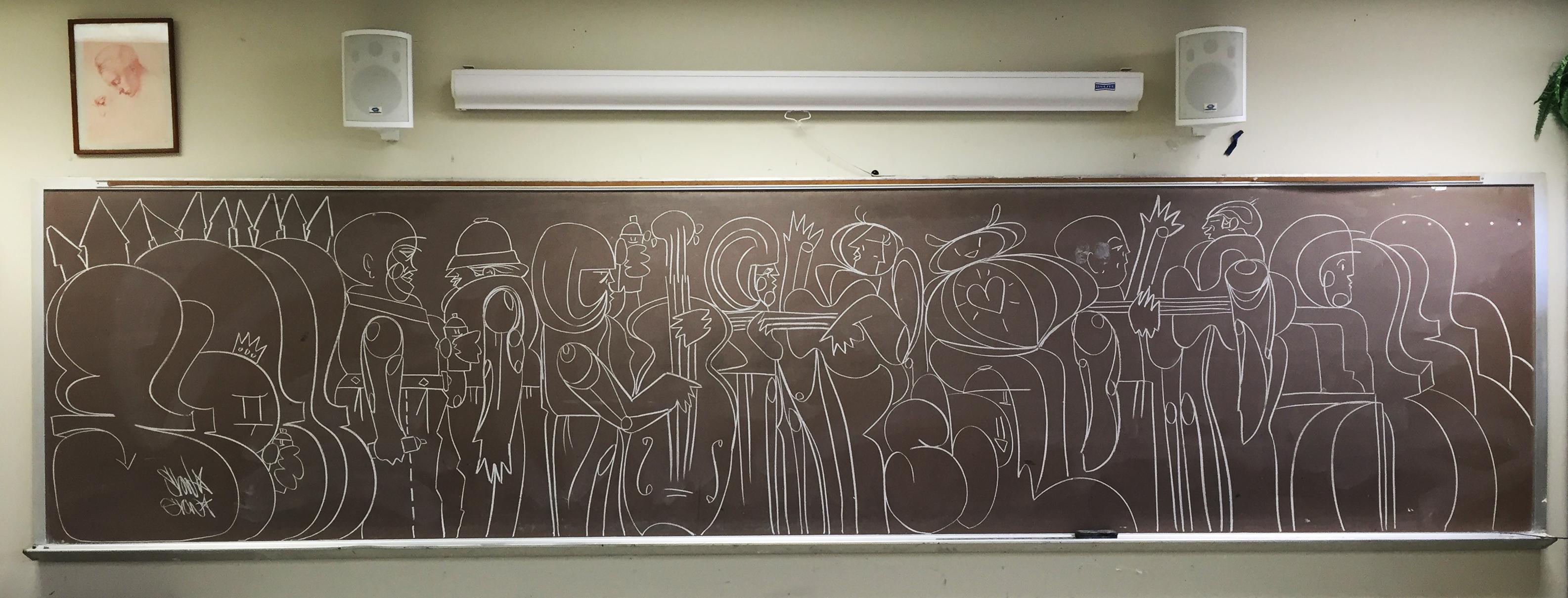 Chalk Board Wednesdays – February 10th 2016