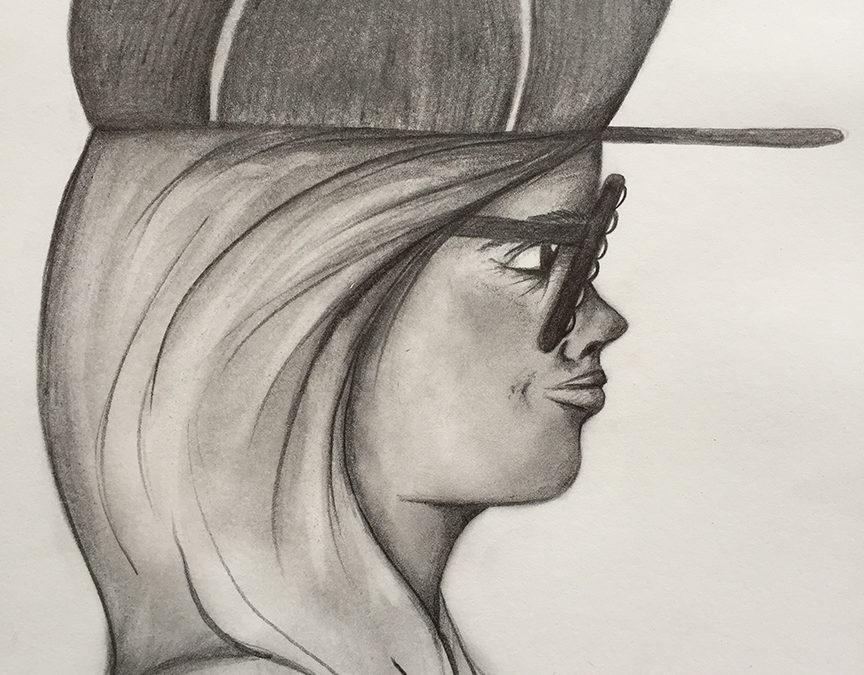 BBOY / BGIRL Drawings #8 & #9