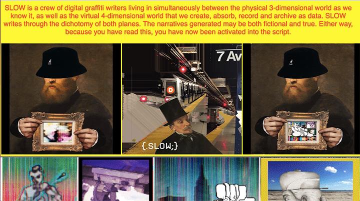 NEW – HTML Graffanimation Pieces #4&5