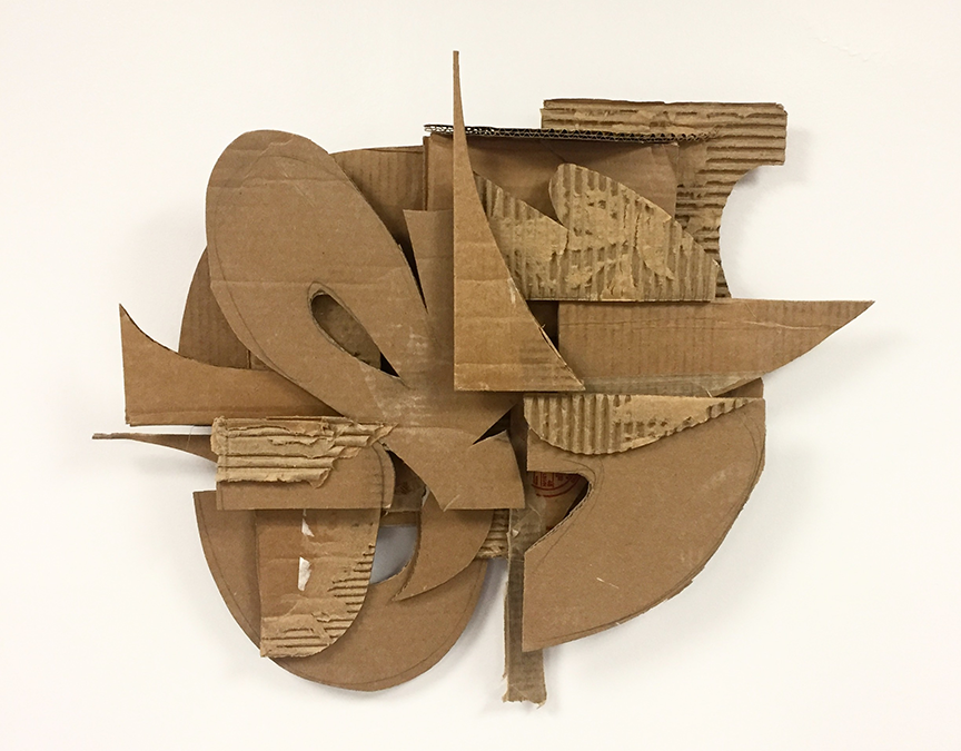 Letter Forms – Relief Communications in Ephemera