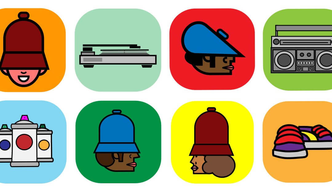 Vector Icons, Hip Hop, Graffanimation & More