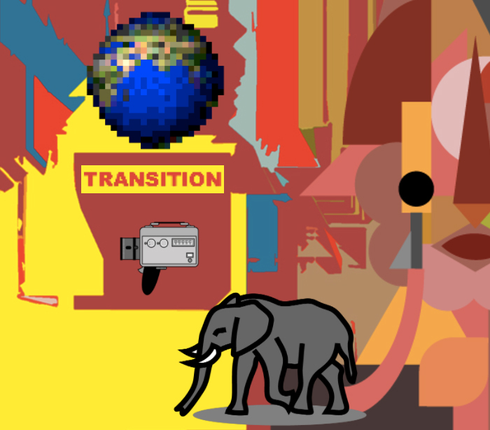 Static Elements & Animated Fragmented Forwards