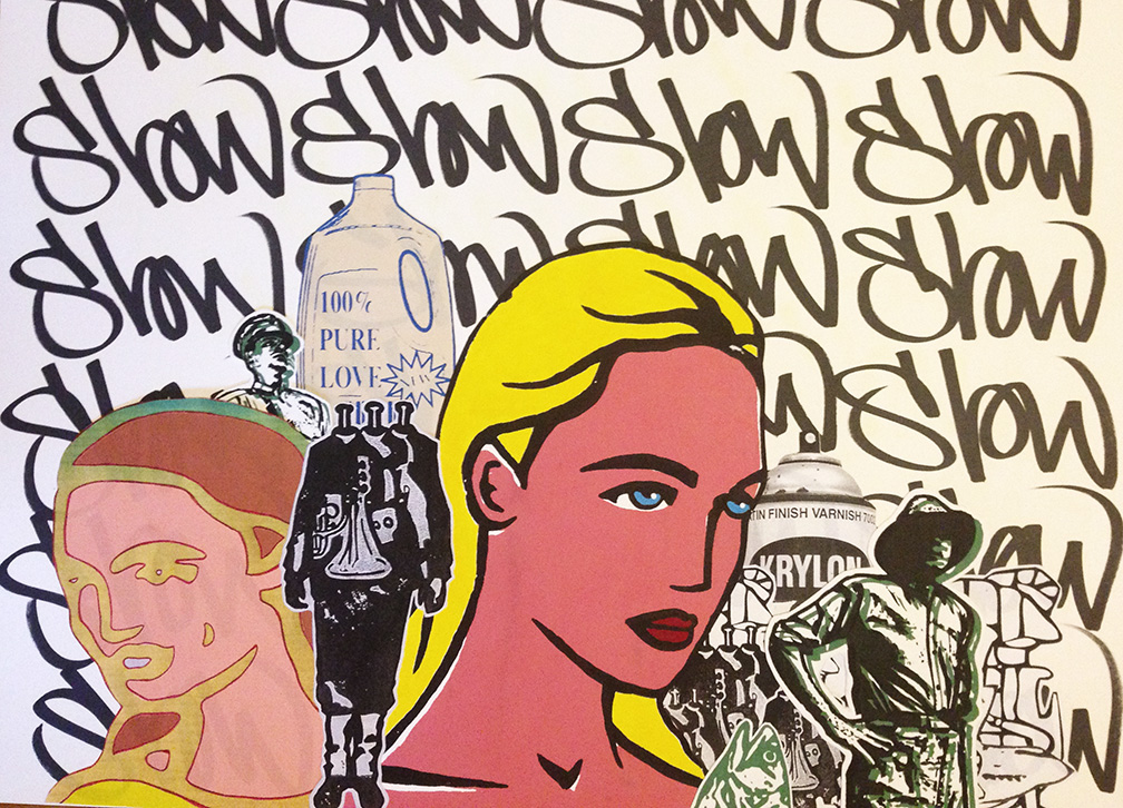 New Works / Up Coming NYC Exhibition 11/2015