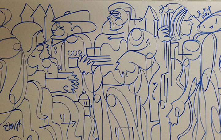 Line Drawing Nyc : Dry erase bomb #graffiti #drawing #nyc ryan seslow art & design