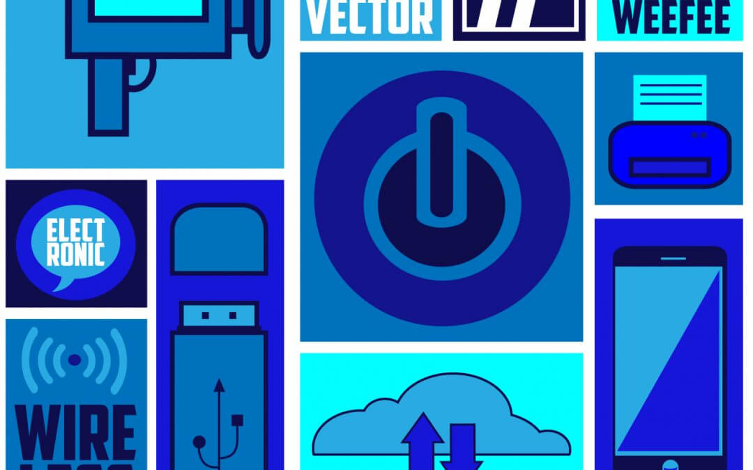 Continued, New Icons, Logos & Vector Art = Poster #2