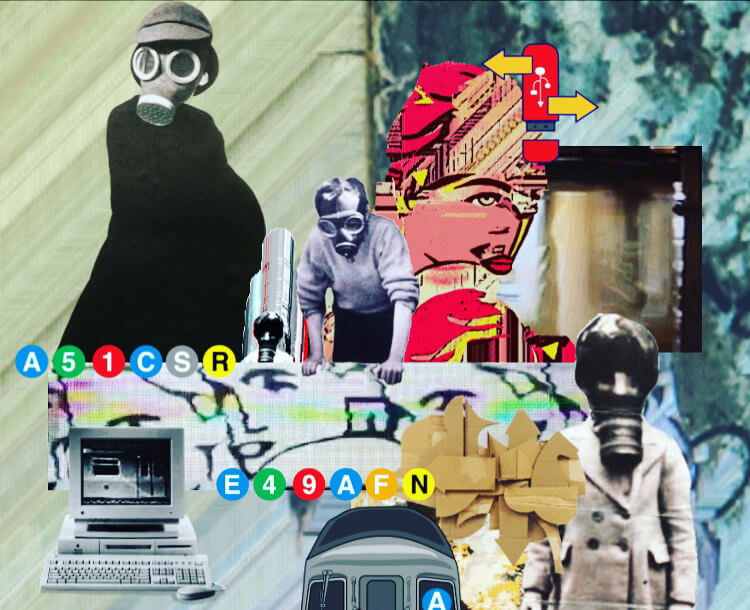 Continuing Collabs with @JillyBallistic #netart #GIF