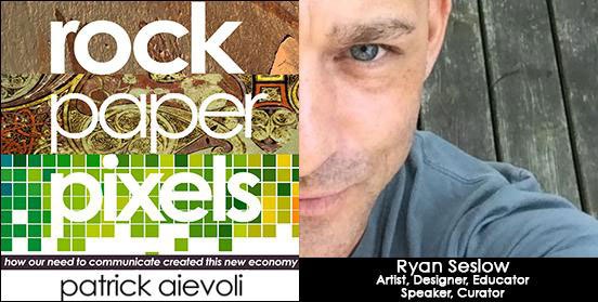 New Podcast on Rocks, Paper Pixels with Patrick Aievoli