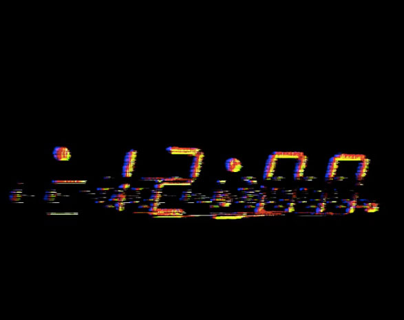 Animated Midnight Metaphor