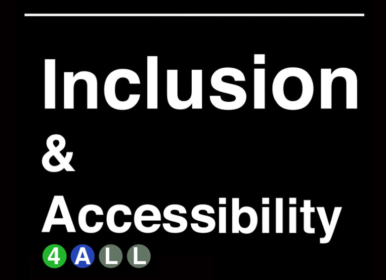 Accessibility and Inclusion for All!