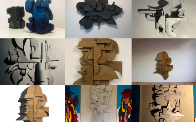 New Sculpture – Fall 2019 Edition